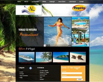 La tua agenzia viaggi in un network attivo online